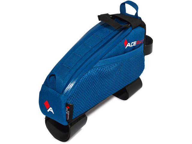 Acepac Fuel Frame Bag M blue